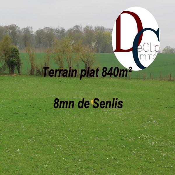 Offres de vente Terrain Senlis 60300