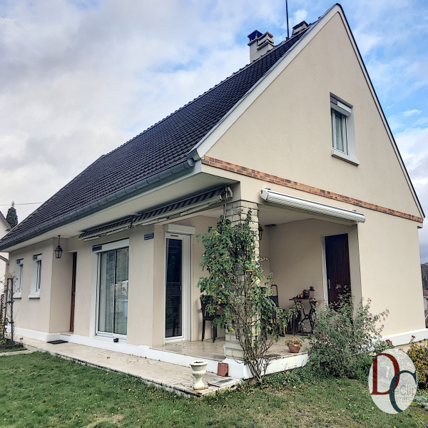 Offres de vente Maison Asnières-sur-Oise 95270