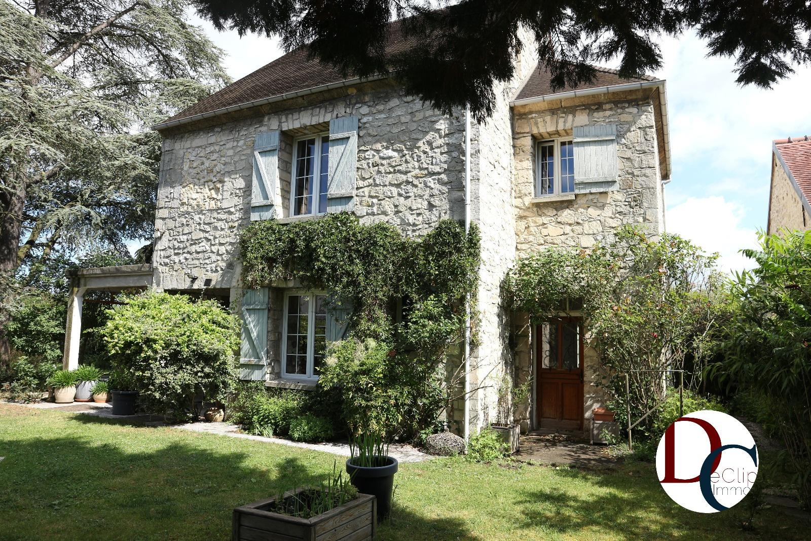 vente Maison ancienne rénovée à 15mn de Senlis