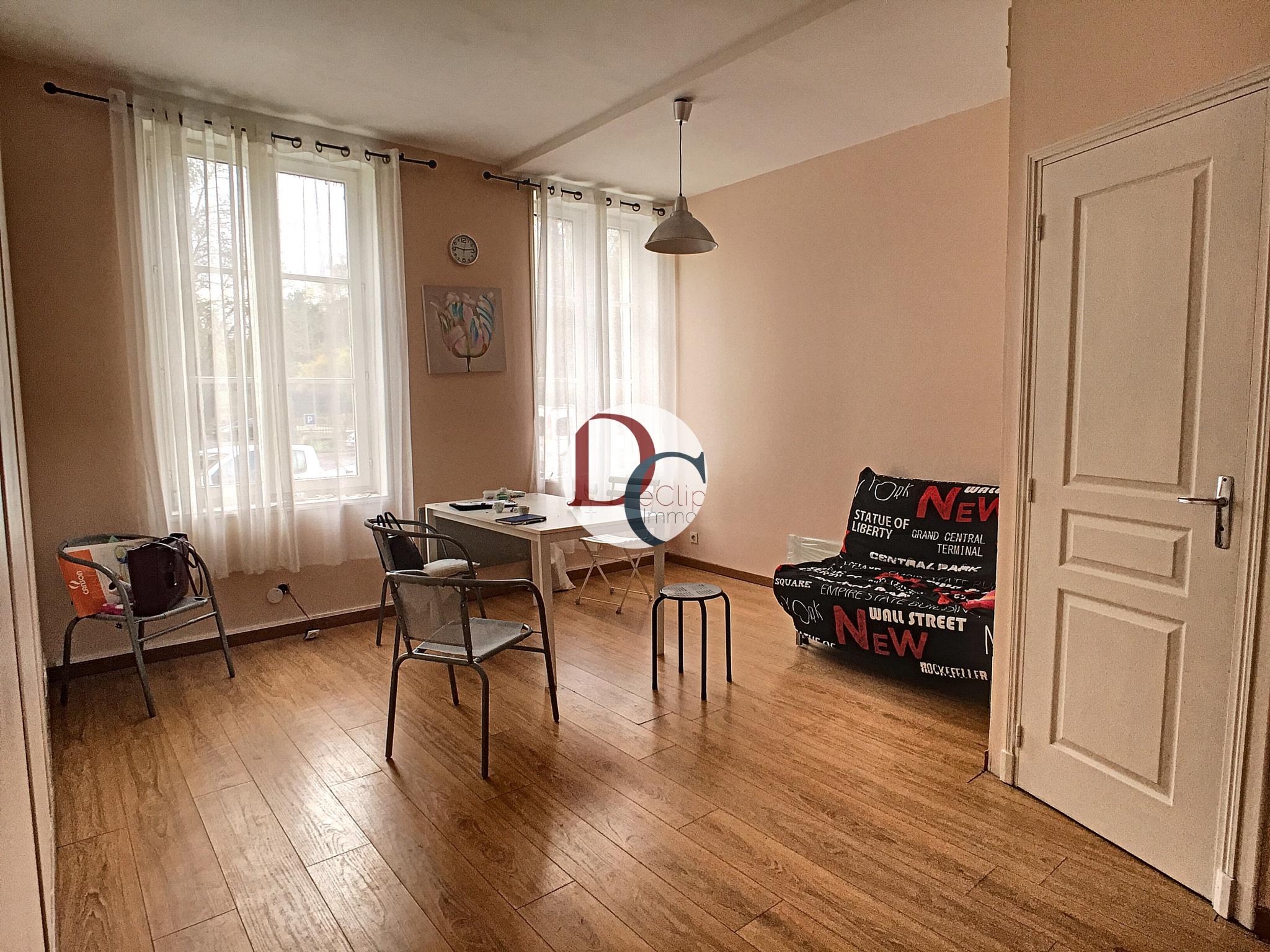 appartement F2 rdc