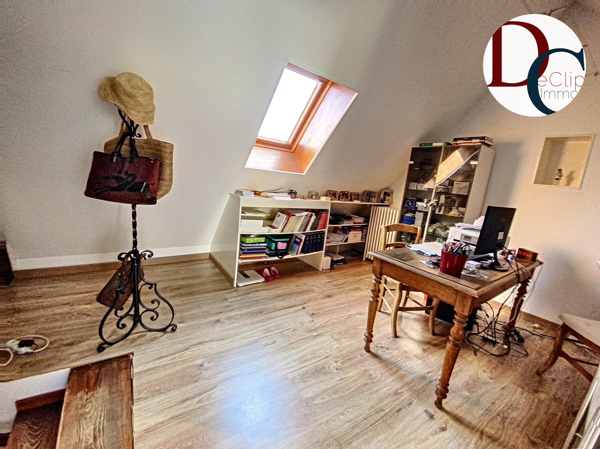 bureau ou chambre